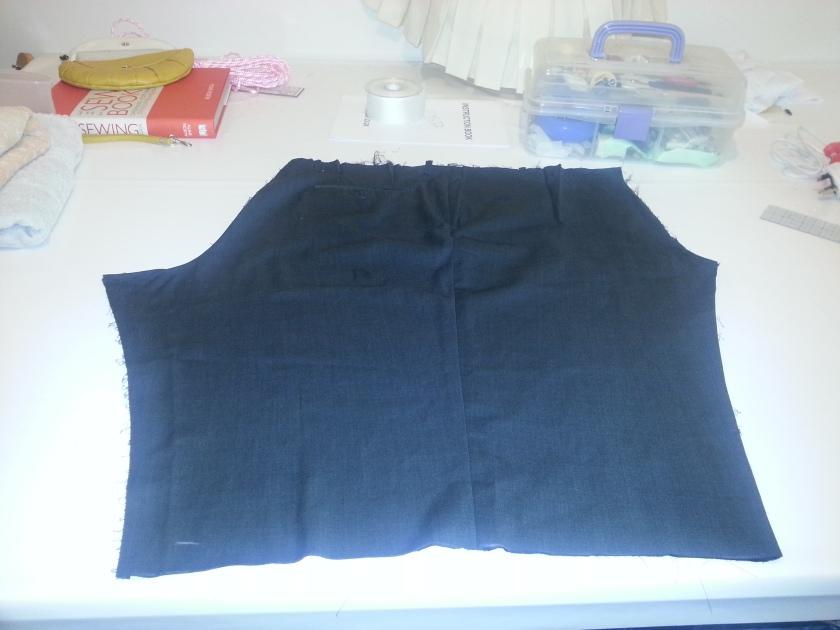 Chihiro trouser pattern