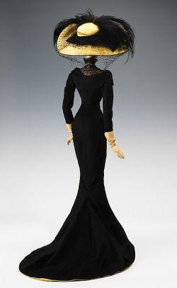 doll hat 1906