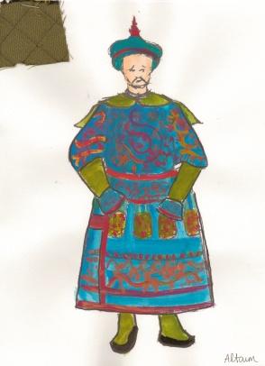 Emperor Altoum