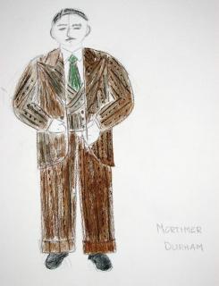 Mortimer Durham