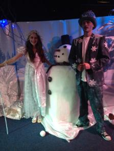 Jack Frost and the Winter Fairy, Eureka! 2013