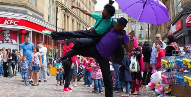 Osmosis - Bradford Festival