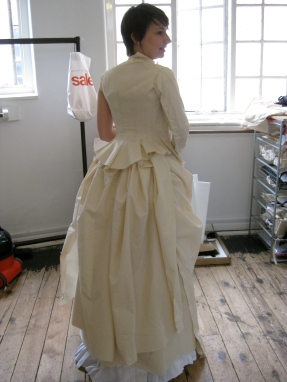 toile fitting